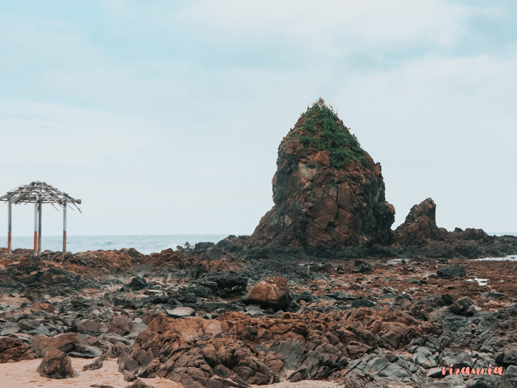 Baler Itinerary and Expenses: Diguisit Beach